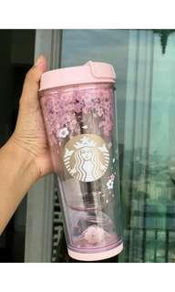 Starbucks Korea Sakura Globe Tumbler