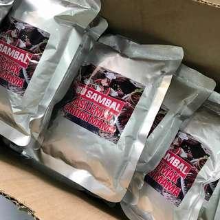 Ibu sambal nasi lemak pandan(PRE-ODER)