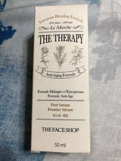 The Therapy Serum (Face Shop)