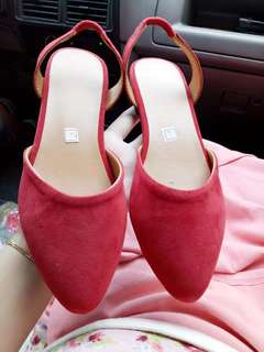 MADE TO ORDER PONTED SHOES