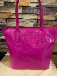 Authentic Kate Spade Jeralyn Pink Tote