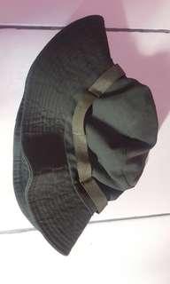 TopMan Bucket Hat Army Green (Waway hat)