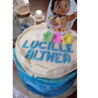 Fondant cakes!!!