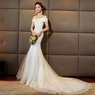 Wedding Gown (lace)