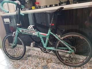 Bianchi Spazio Road Bike