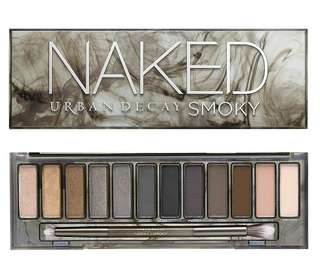 Urban Decay Naked Smoky Palette (DEFECT)