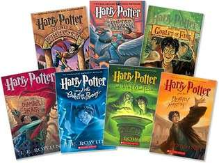 eBook - Harry Potter Series by J. K. Rowling (7 books)