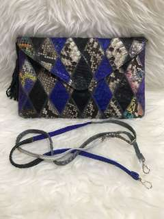 Clutch Bag reduced price from $350, retail prcie $700