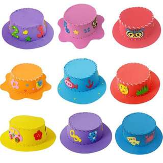 Random Diy Hats For Kids Goodie Bag