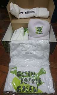 Shrek kit