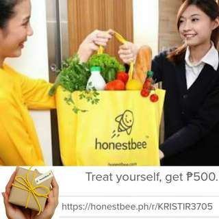 FREE 500 worth of grocery with Robinsons Supermarket