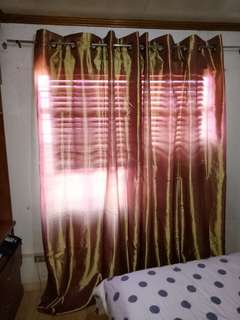 2-Panel Curtains for P500