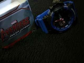 Marvel Avengers Wacth