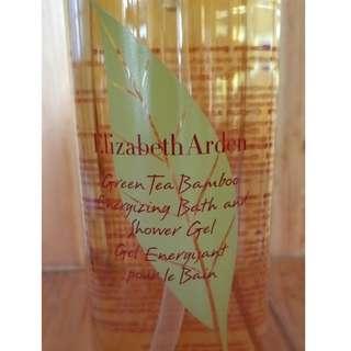 (NEW) Elizabeth Arden Green Tea Bamboo Energizing Bath and Shower Gel (500mL)