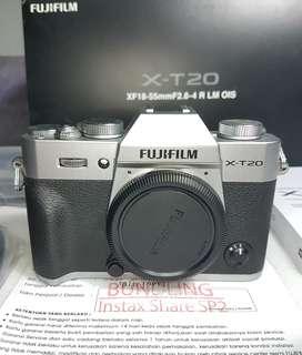 Fujifilm X-T20 BO FFID Nov18 Mulus