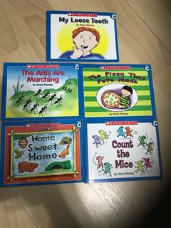 Scholastic mini books-$2 for all