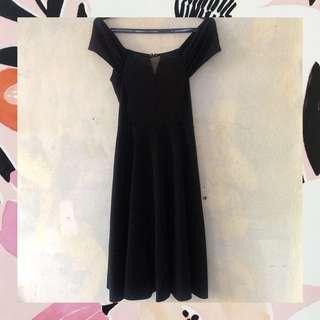 Karimadon Black Evening Dress