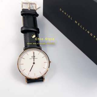 100% Authentic Daniel Wellington DW Classic Sheffield ready stock