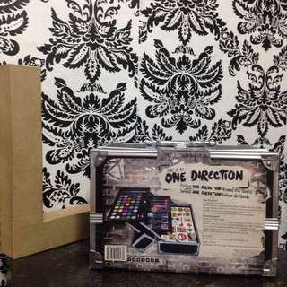 One Direction Makeup Tour Case