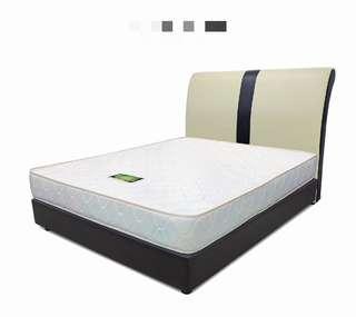 Bed frame only