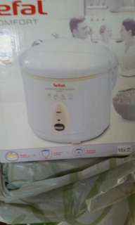 Tefal rice cooker for 10 bowls