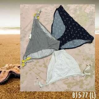 REPRICED! 🌸🏖💕🌞3pc Ladies Bikini bottom