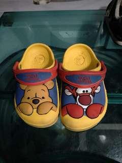 crocs橡膠鞋原單