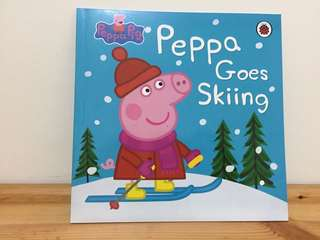 Peppa Pig english story books  粉紅豬小妹 英文兒童圖書故事書