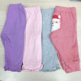 Bundle 3-6mos leggings carters