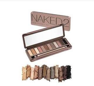 Naked 2 Eyeshadow 55.000