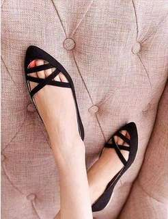 MADE TO ORDER POINTED SHOES
