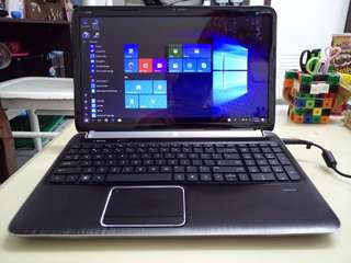 HP i7/8Gb/1000Gb Hdd/15.6inch/win10/2Gb Gaming