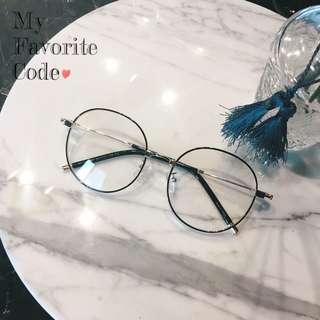 🚚 全新正韓金框眼鏡