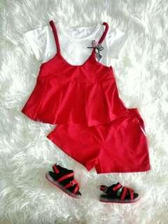 Setelan Baju Anak Impor