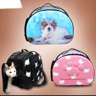 (new!) pet carrier bag backpack