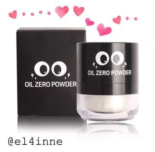 MOETA OIL ZERO POWDER