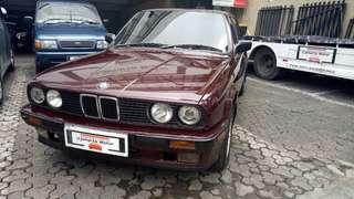 Di jual BMW 318i MT 1991