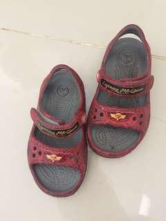 Original crocs lightning McQueen