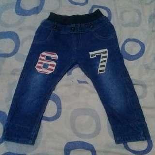 Semi jeans