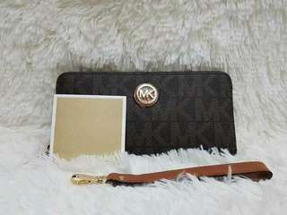 Michael Kors wallet made in China