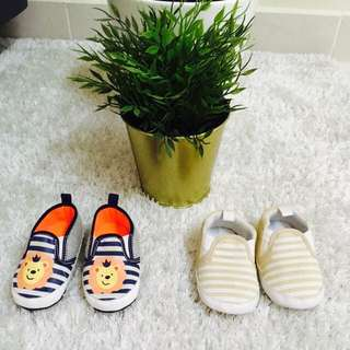 Baby Shoes (Kasut baby)