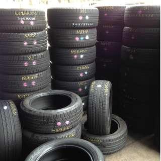 Best price tayar terpakai murah 205 55 16 import jepun
