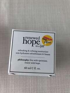 Philosophy (Renewed) Hope in a Jar