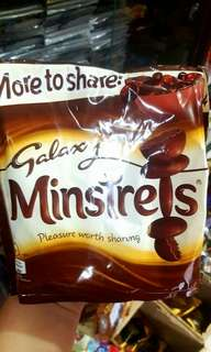 SALE  GALAXY MINISTRELS 210G @ 215.00