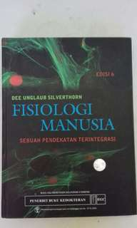 FISIOLOGI MANUSIA SILVERTHORN Ed 6