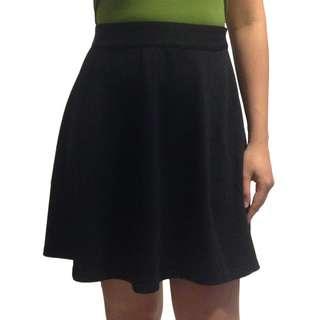 🆕 Black Skater Skirt