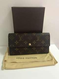 LV Sarah wallet