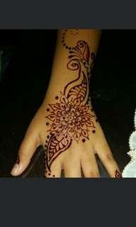 Henna / Make Up