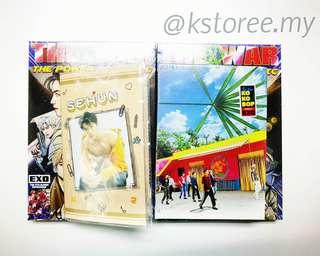 Exo albums & goods