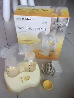 Medela Mini Electric Plus Breastpump